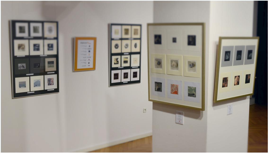 Międzynarodowe Biennale Miniatury Ośrodek Promocji Kultury Gaude Mater w Częstochowie