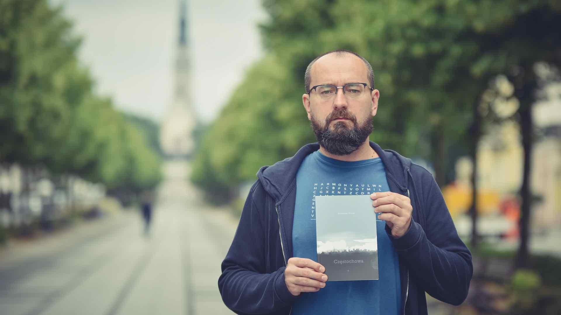 Aleksander Wierny, Częstochowa, Fundacja Duży Format 2020, fot Łukasz Kolewiński